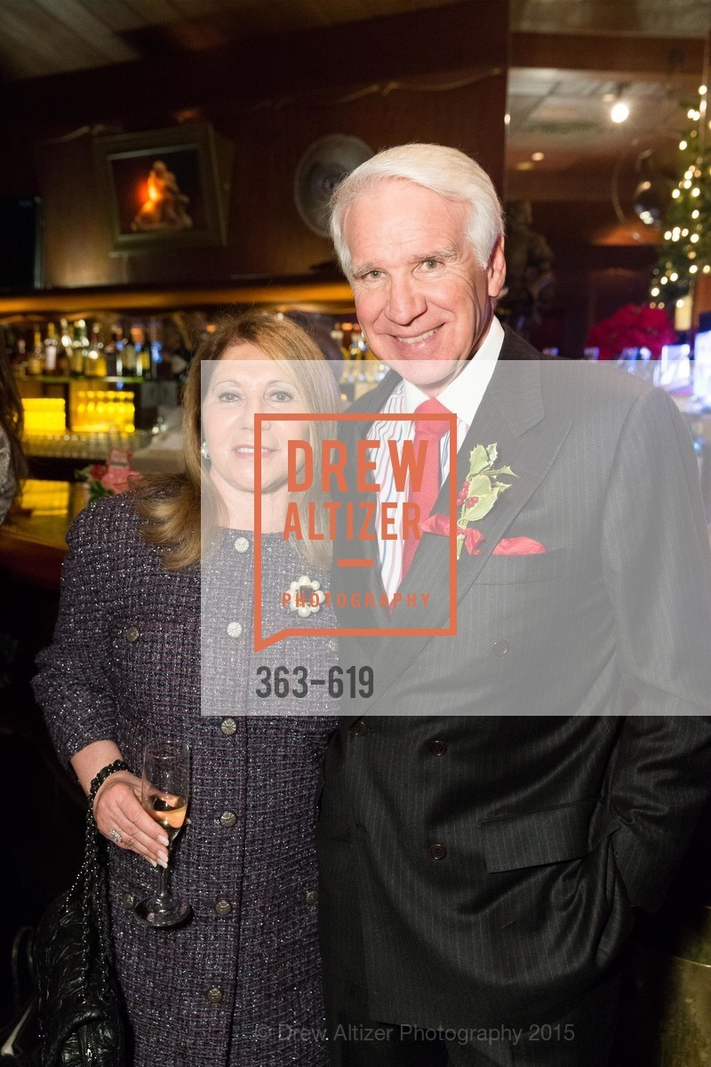 Athena Blackburn, Timothy Blackburn, Shansby/Matarasso Holiday Lunch, Bimbo's 365 Club. 1025 Columbus Ave, December 4th, 2015,Drew Altizer, Drew Altizer Photography, full-service agency, private events, San Francisco photographer, photographer california