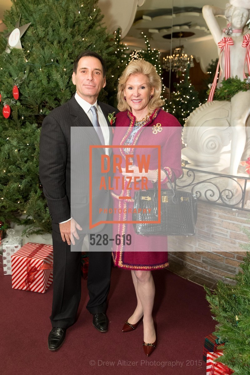 Seth Matarasso, Dede Wilsey, Shansby/Matarasso Holiday Lunch, Bimbo's 365 Club. 1025 Columbus Ave, December 4th, 2015,Drew Altizer, Drew Altizer Photography, full-service agency, private events, San Francisco photographer, photographer california