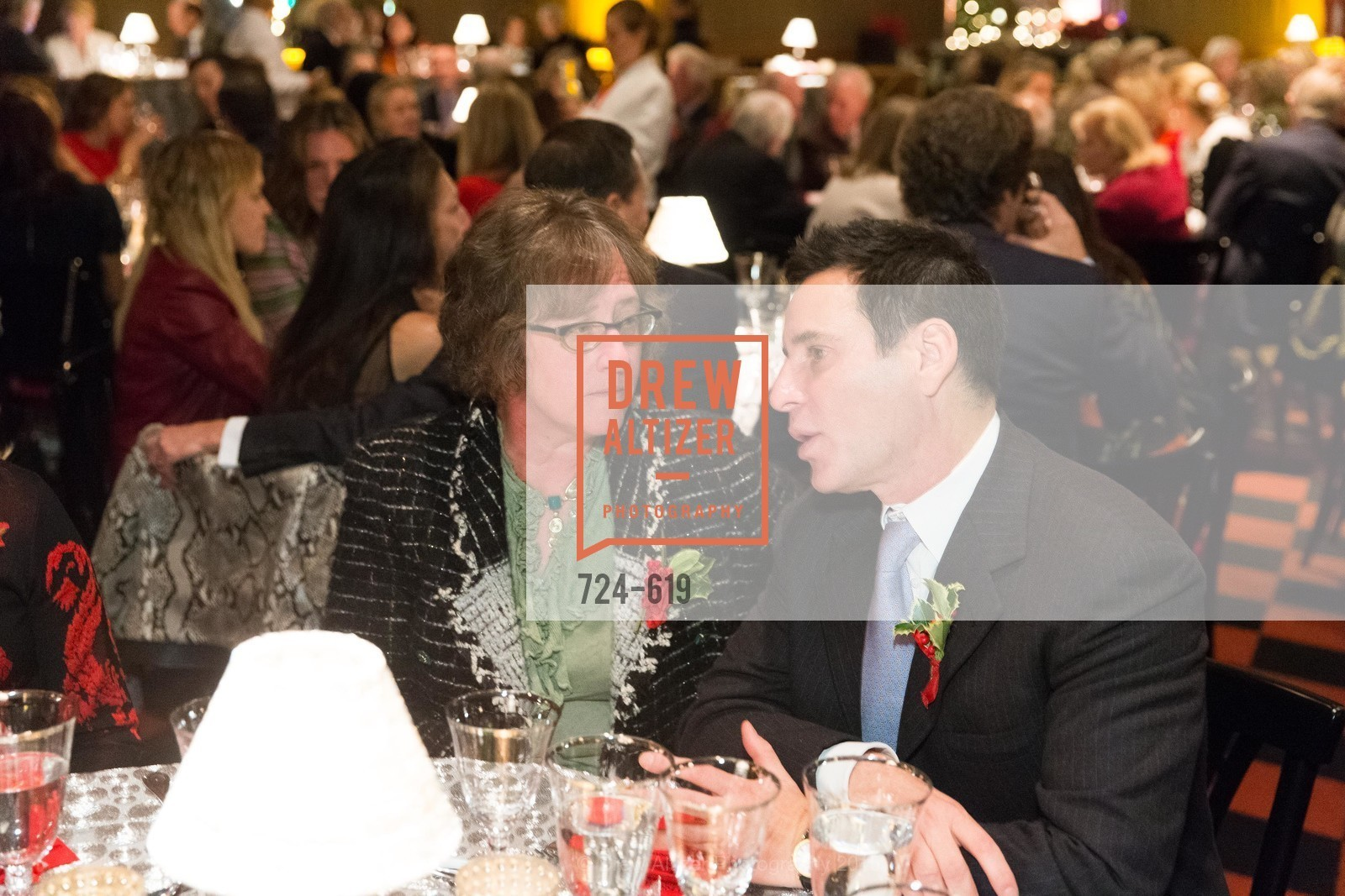Catherine Bigelow, Seth Matarasso, Shansby/Matarasso Holiday Lunch, Bimbo's 365 Club. 1025 Columbus Ave, December 4th, 2015,Drew Altizer, Drew Altizer Photography, full-service event agency, private events, San Francisco photographer, photographer California