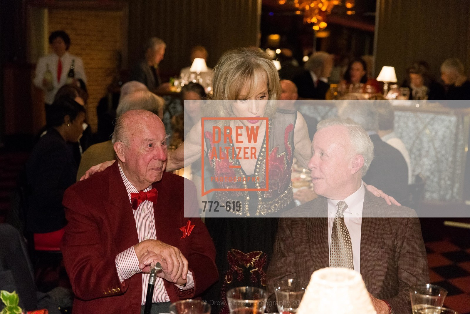 George Shultz, OJ Shansby, Shansby/Matarasso Holiday Lunch, Bimbo's 365 Club. 1025 Columbus Ave, December 4th, 2015,Drew Altizer, Drew Altizer Photography, full-service agency, private events, San Francisco photographer, photographer california