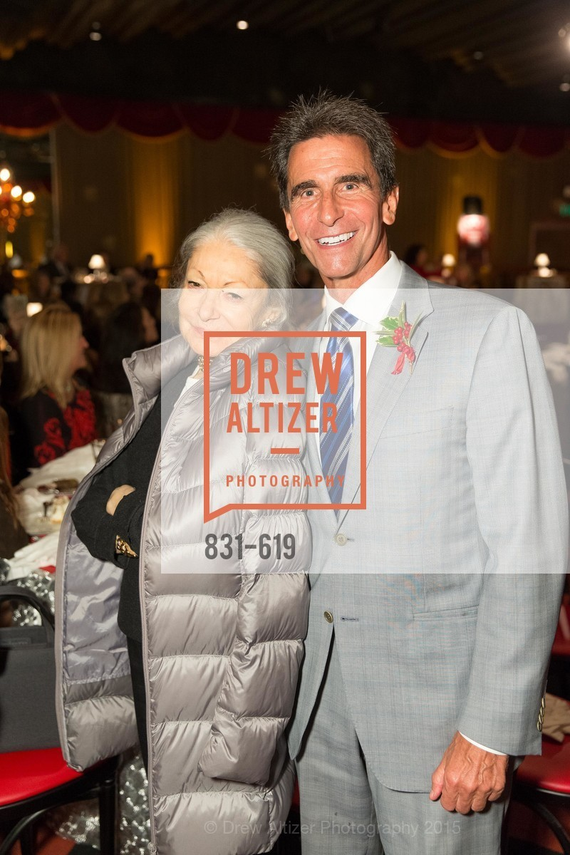 Denise Hale, Mark Leno, Shansby/Matarasso Holiday Lunch, Bimbo's 365 Club. 1025 Columbus Ave, December 4th, 2015,Drew Altizer, Drew Altizer Photography, full-service agency, private events, San Francisco photographer, photographer california