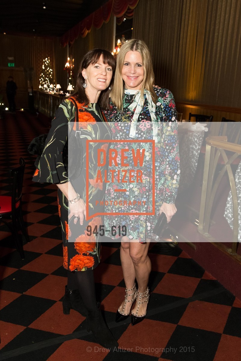 Allison Speer, Mary Beth Shimmon, Shansby/Matarasso Holiday Lunch, Bimbo's 365 Club. 1025 Columbus Ave, December 4th, 2015,Drew Altizer, Drew Altizer Photography, full-service agency, private events, San Francisco photographer, photographer california