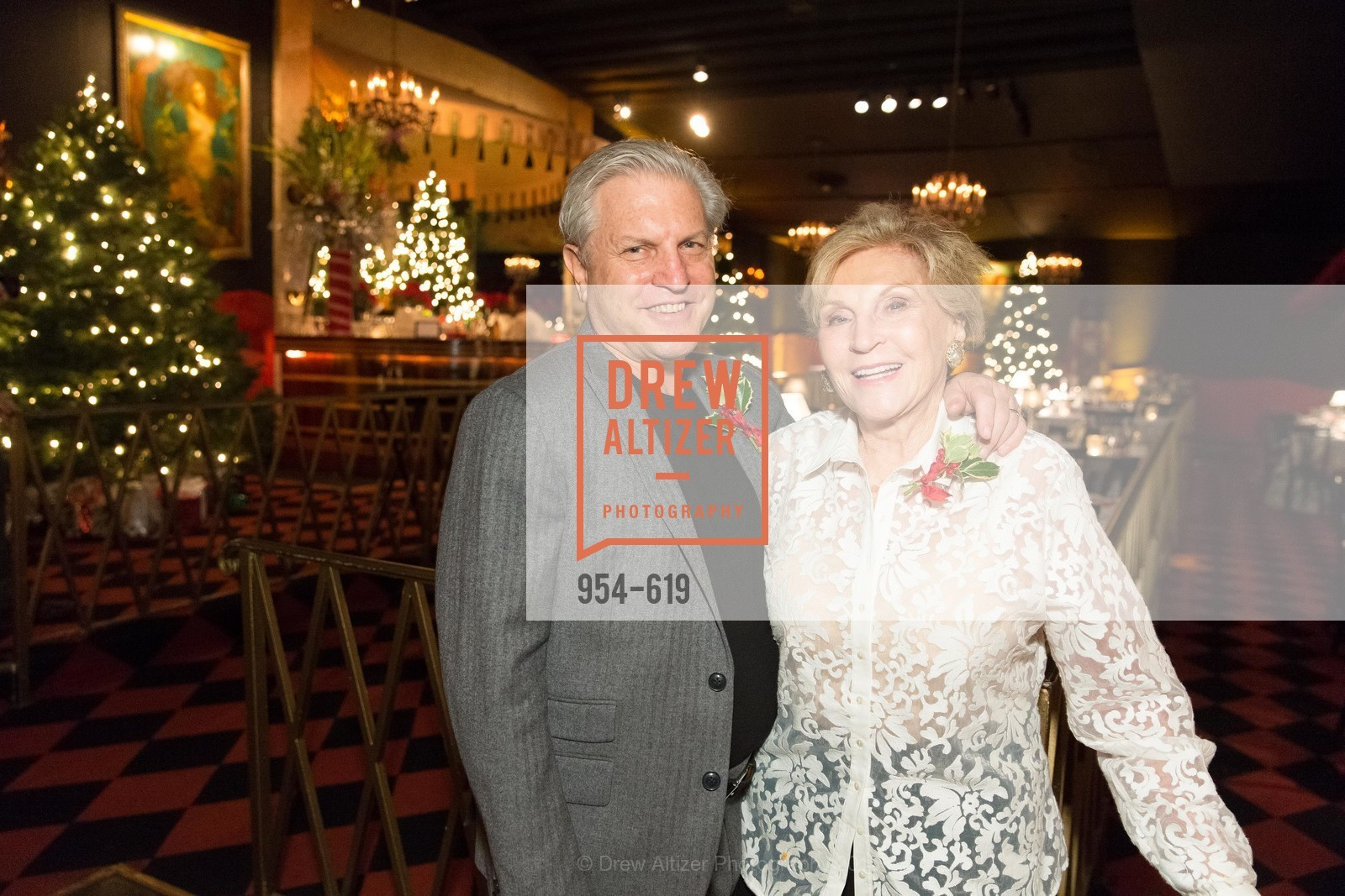 Paul Lehrman, Lois Lehrman, Shansby/Matarasso Holiday Lunch, Bimbo's 365 Club. 1025 Columbus Ave, December 4th, 2015,Drew Altizer, Drew Altizer Photography, full-service agency, private events, San Francisco photographer, photographer california