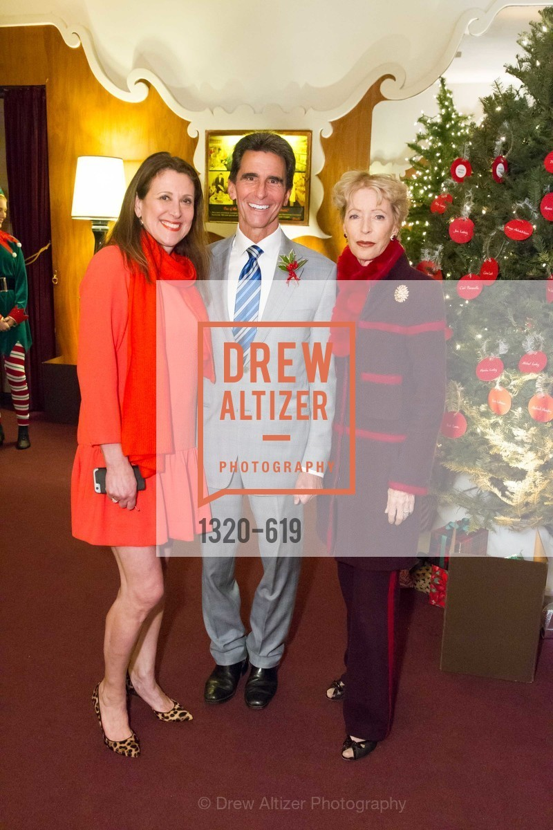 Mark Leno, Barbara Brookins-schneider, Shansby/Matarasso Holiday Lunch, Bimbo's 365 Club. 1025 Columbus Ave, December 4th, 2015,Drew Altizer, Drew Altizer Photography, full-service agency, private events, San Francisco photographer, photographer california