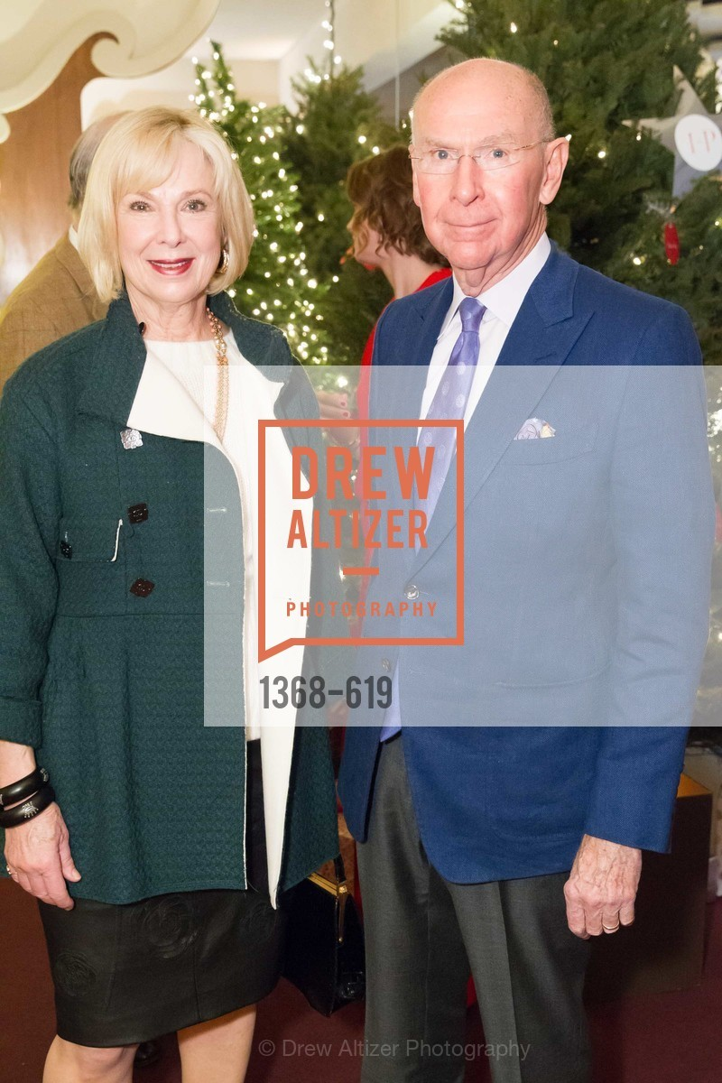 Kaye Heafey, Richard Heafey, Shansby/Matarasso Holiday Lunch, Bimbo's 365 Club. 1025 Columbus Ave, December 4th, 2015,Drew Altizer, Drew Altizer Photography, full-service agency, private events, San Francisco photographer, photographer california