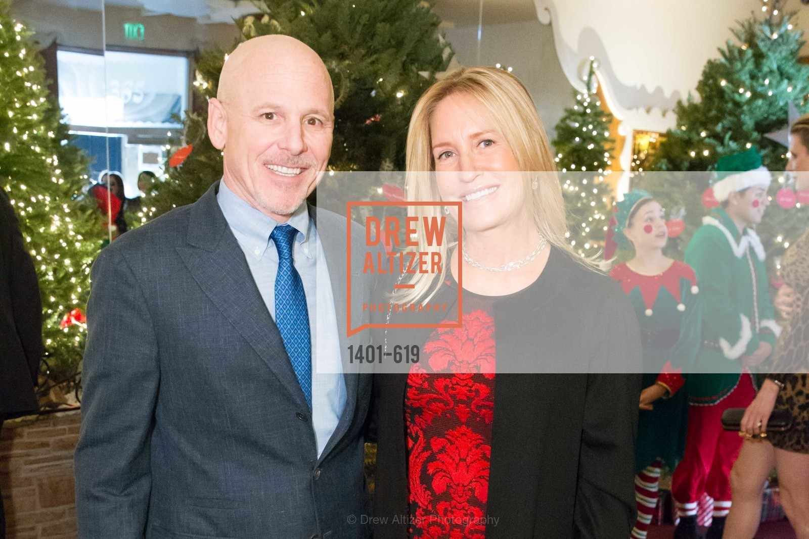 Douglas Rosenberg, Ellen Rosenberg, Shansby/Matarasso Holiday Lunch, Bimbo's 365 Club. 1025 Columbus Ave, December 4th, 2015,Drew Altizer, Drew Altizer Photography, full-service event agency, private events, San Francisco photographer, photographer California