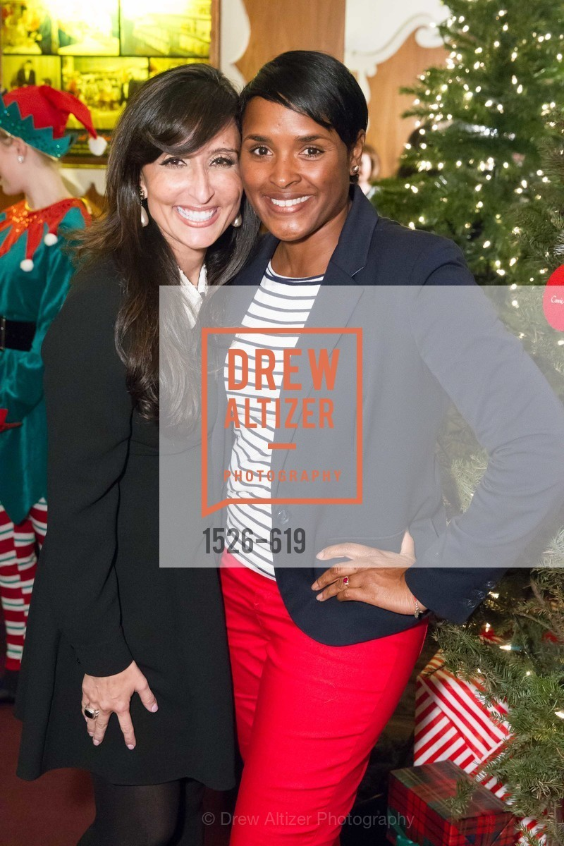 Shefali Razdan Duggal, Kimberly Ellis, Shansby/Matarasso Holiday Lunch, Bimbo's 365 Club. 1025 Columbus Ave, December 4th, 2015,Drew Altizer, Drew Altizer Photography, full-service agency, private events, San Francisco photographer, photographer california
