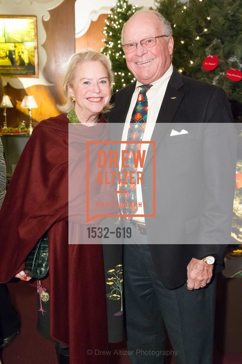 Connie Hubbard, Michael Hubbard, Shansby/Matarasso Holiday Lunch, Bimbo's 365 Club. 1025 Columbus Ave, December 4th, 2015,Drew Altizer, Drew Altizer Photography, full-service event agency, private events, San Francisco photographer, photographer California