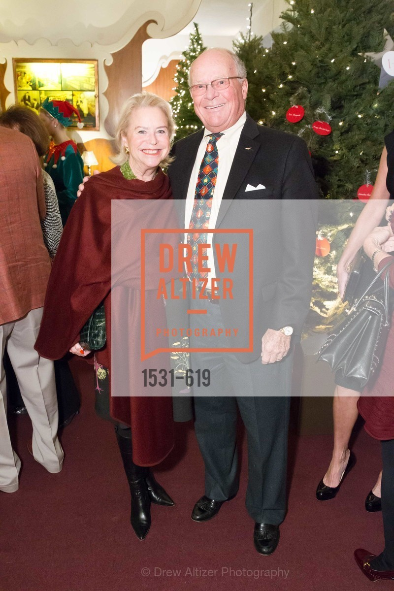 Connie Hubbard, Michael Hubbard, Shansby/Matarasso Holiday Lunch, Bimbo's 365 Club. 1025 Columbus Ave, December 4th, 2015,Drew Altizer, Drew Altizer Photography, full-service agency, private events, San Francisco photographer, photographer california
