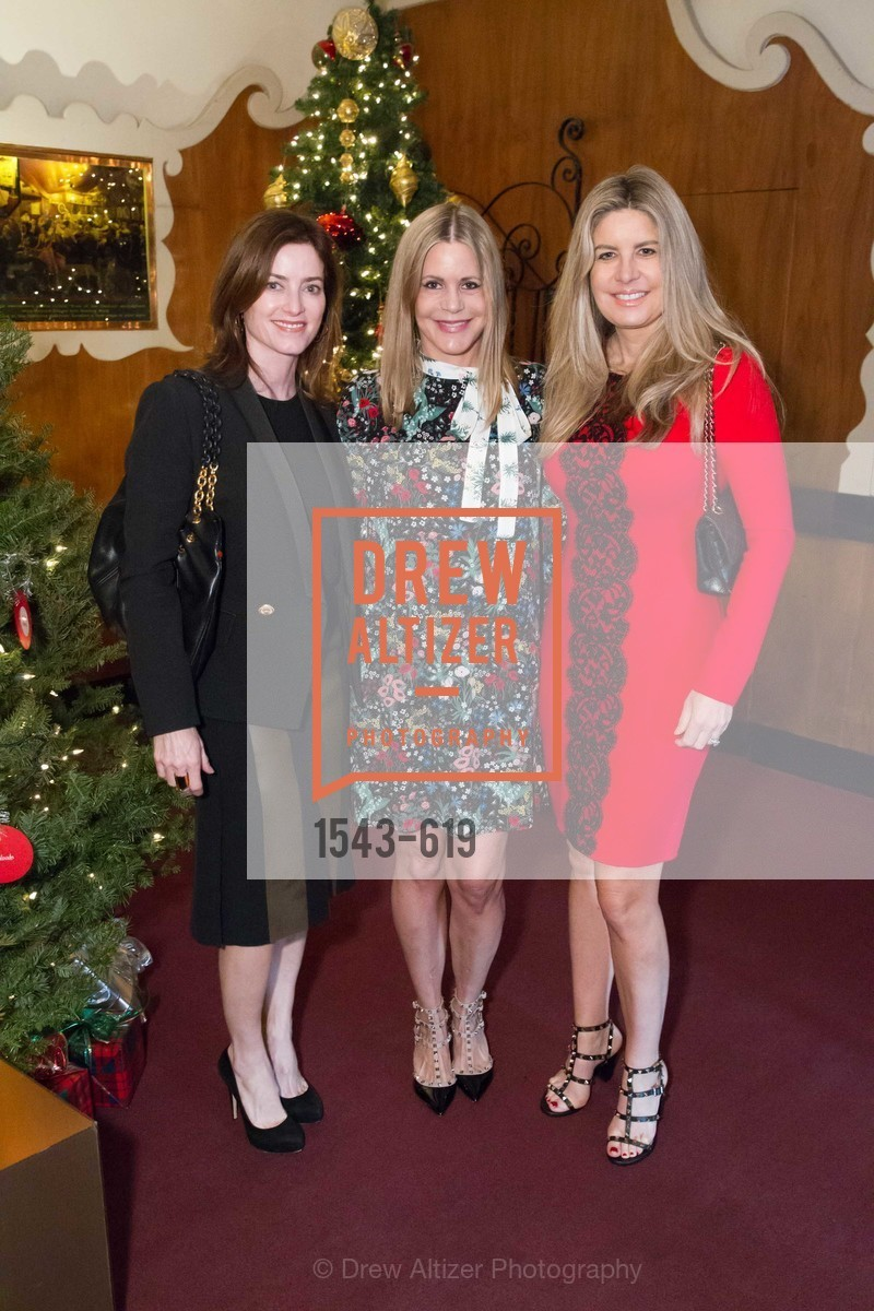 Carol Bonnie, Mary Beth Shimmon, Suzanne Levit, Shansby/Matarasso Holiday Lunch, Bimbo's 365 Club. 1025 Columbus Ave, December 4th, 2015,Drew Altizer, Drew Altizer Photography, full-service agency, private events, San Francisco photographer, photographer california