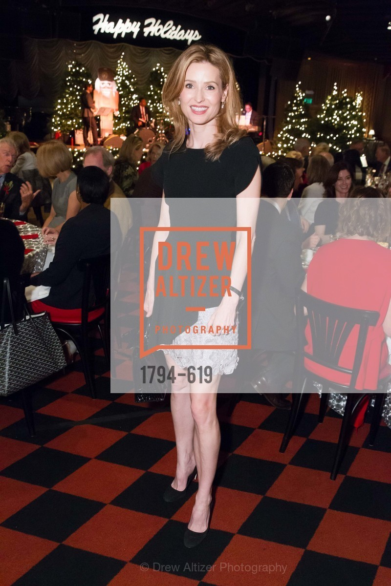 Kate Harbin Clammer, Shansby/Matarasso Holiday Lunch, Bimbo's 365 Club. 1025 Columbus Ave, December 4th, 2015,Drew Altizer, Drew Altizer Photography, full-service agency, private events, San Francisco photographer, photographer california