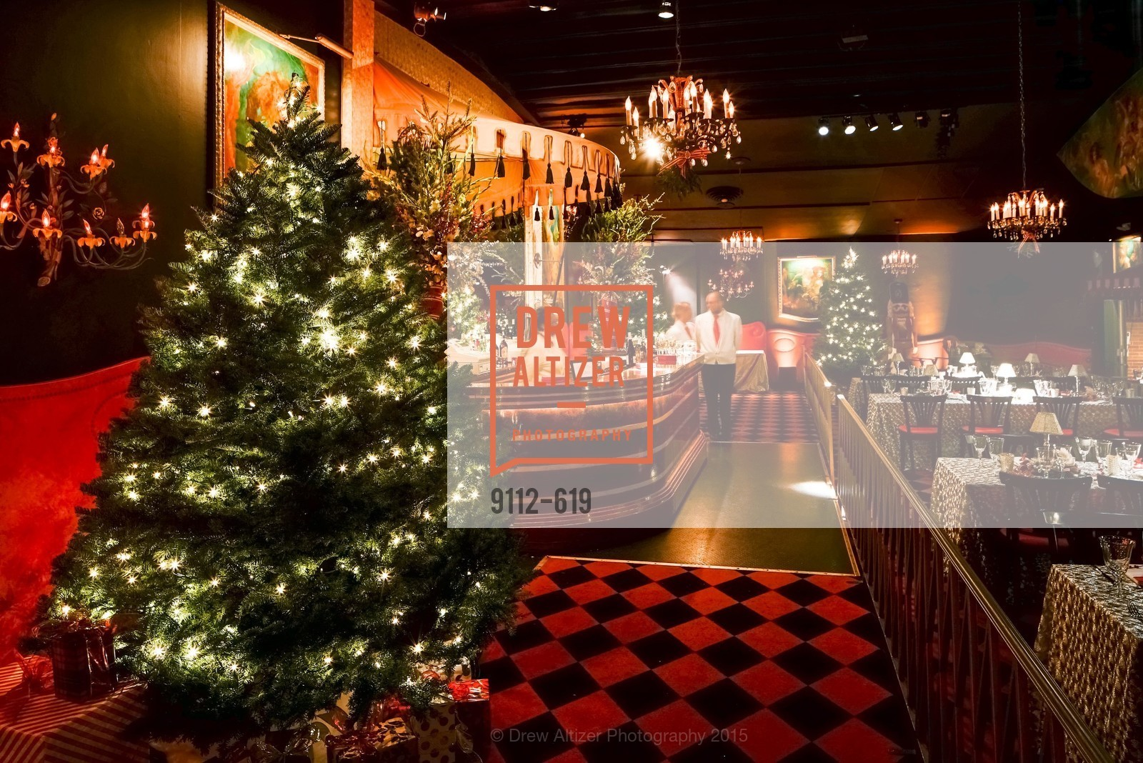 Atmosphere, Shansby/Matarasso Holiday Lunch, Bimbo's 365 Club. 1025 Columbus Ave, December 4th, 2015,Drew Altizer, Drew Altizer Photography, full-service event agency, private events, San Francisco photographer, photographer California