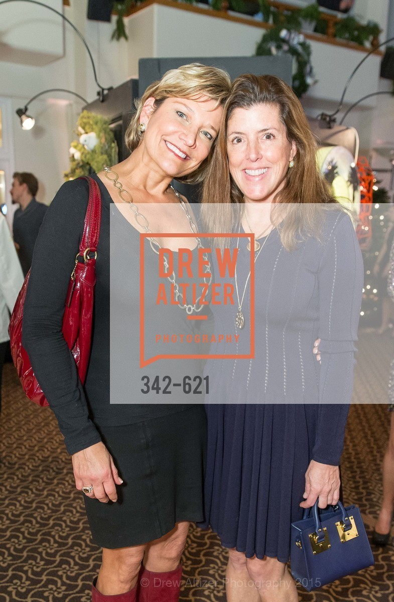 Soraya Aughney, Liz Larned, Children of Shelters' Jingle and Mingle, Golden Gate Club. 135 Fisher Loop, December 3rd, 2015,Drew Altizer, Drew Altizer Photography, full-service agency, private events, San Francisco photographer, photographer california