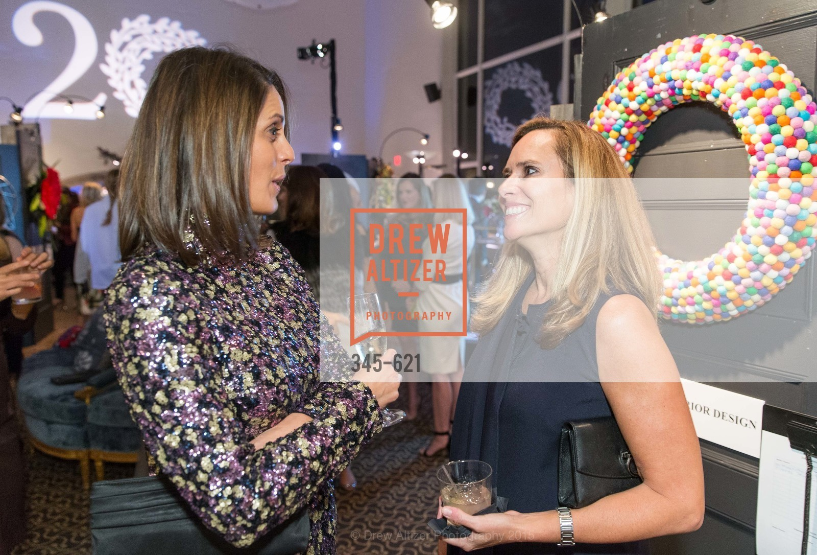 Nicole Lenihan, Erin Hawthorn-Thwaite, Children of Shelters' Jingle and Mingle, Golden Gate Club. 135 Fisher Loop, December 3rd, 2015,Drew Altizer, Drew Altizer Photography, full-service agency, private events, San Francisco photographer, photographer california