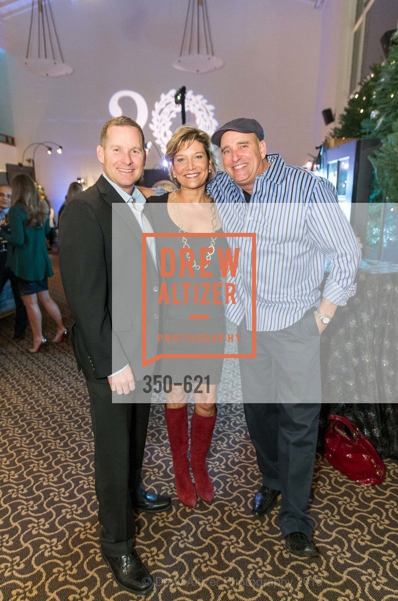 James Stewart, Soraya Aughney, Patrick Aughney, Children of Shelters' Jingle and Mingle, Golden Gate Club. 135 Fisher Loop, December 3rd, 2015,Drew Altizer, Drew Altizer Photography, full-service agency, private events, San Francisco photographer, photographer california