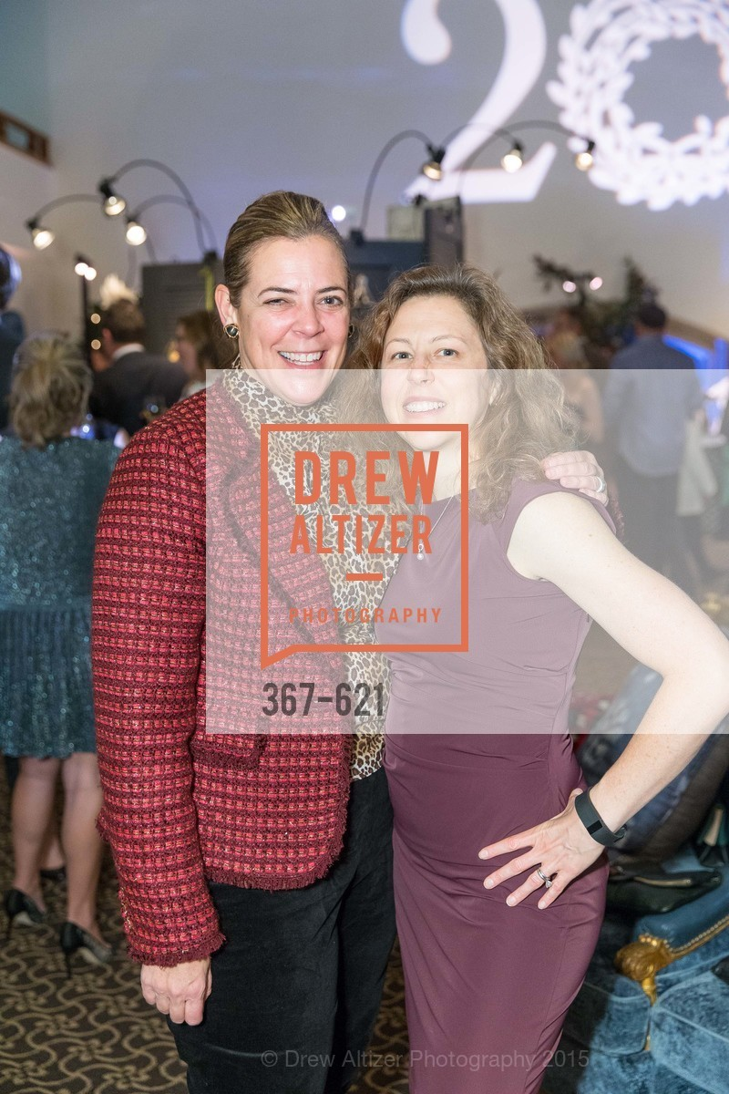 Helene de Baubigny, Heather Natsch, Children of Shelters' Jingle and Mingle, Golden Gate Club. 135 Fisher Loop, December 3rd, 2015,Drew Altizer, Drew Altizer Photography, full-service agency, private events, San Francisco photographer, photographer california