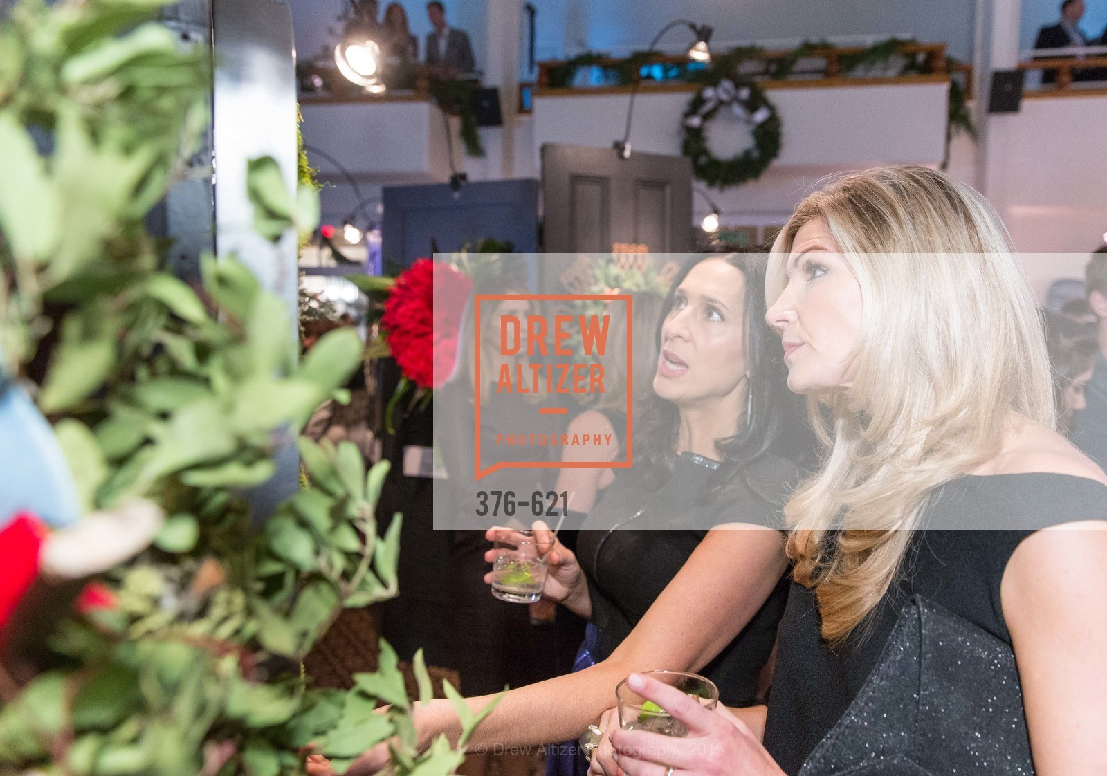 Celeen Stenzler, Shonaree Michael, Children of Shelters' Jingle and Mingle, Golden Gate Club. 135 Fisher Loop, December 3rd, 2015,Drew Altizer, Drew Altizer Photography, full-service agency, private events, San Francisco photographer, photographer california