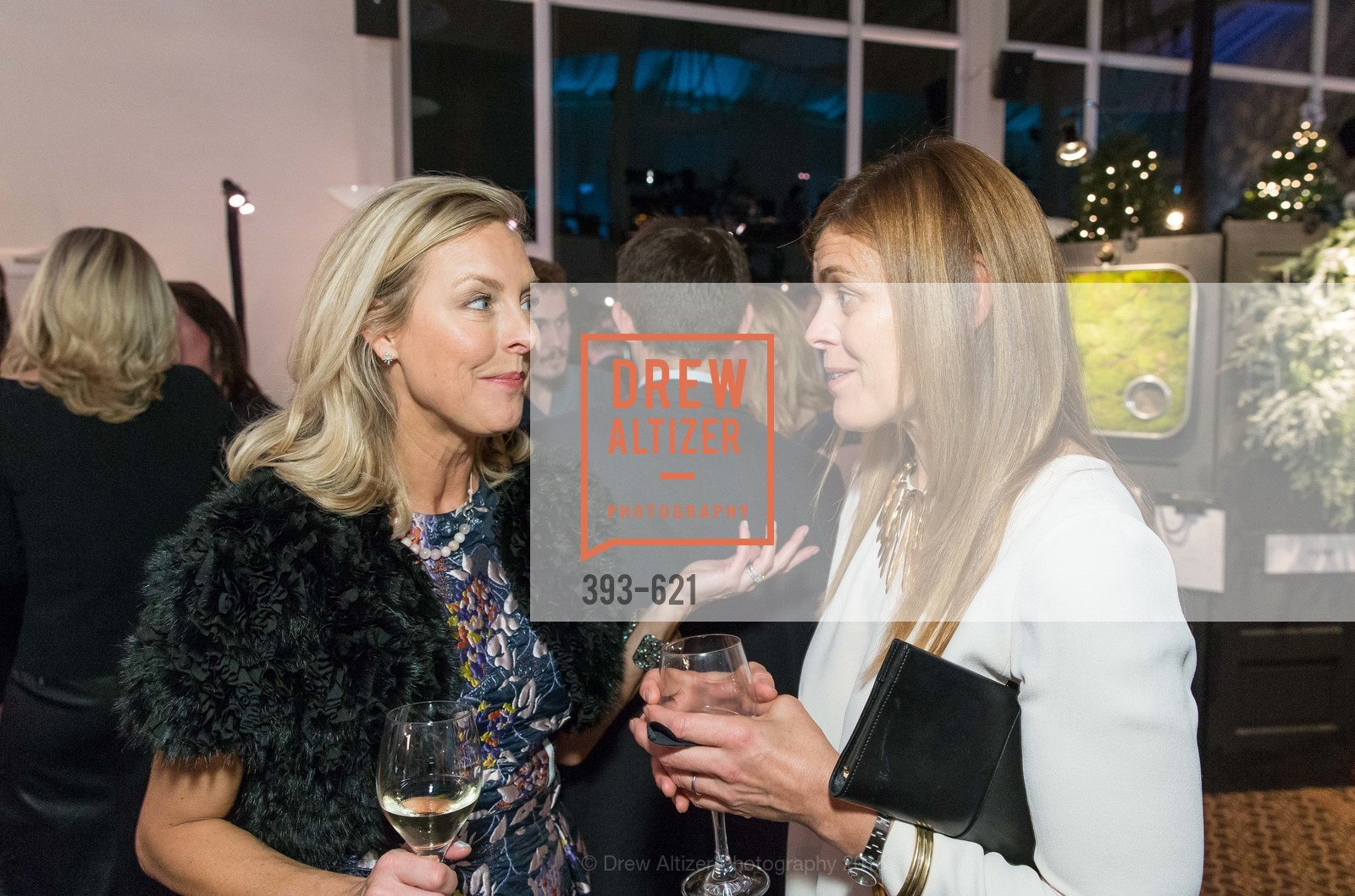 Kate Sheridan Chung, Annie Woods, Children of Shelters' Jingle and Mingle, Golden Gate Club. 135 Fisher Loop, December 3rd, 2015,Drew Altizer, Drew Altizer Photography, full-service agency, private events, San Francisco photographer, photographer california