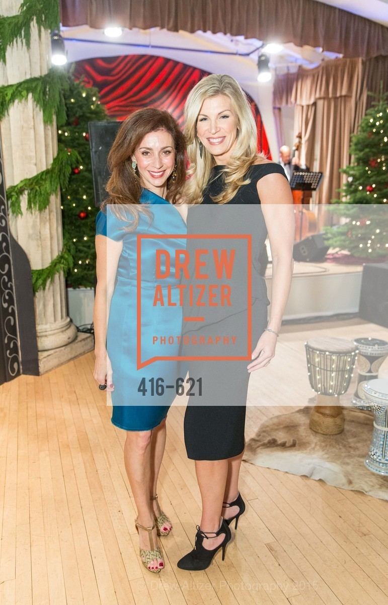 Maryam Muduroglu, Shonaree Michael, Children of Shelters' Jingle and Mingle, Golden Gate Club. 135 Fisher Loop, December 3rd, 2015,Drew Altizer, Drew Altizer Photography, full-service agency, private events, San Francisco photographer, photographer california