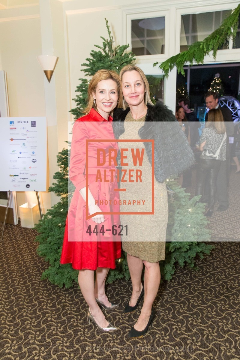 Kate Harbin, Erin Glenn, Children of Shelters' Jingle and Mingle, Golden Gate Club. 135 Fisher Loop, December 3rd, 2015,Drew Altizer, Drew Altizer Photography, full-service event agency, private events, San Francisco photographer, photographer California