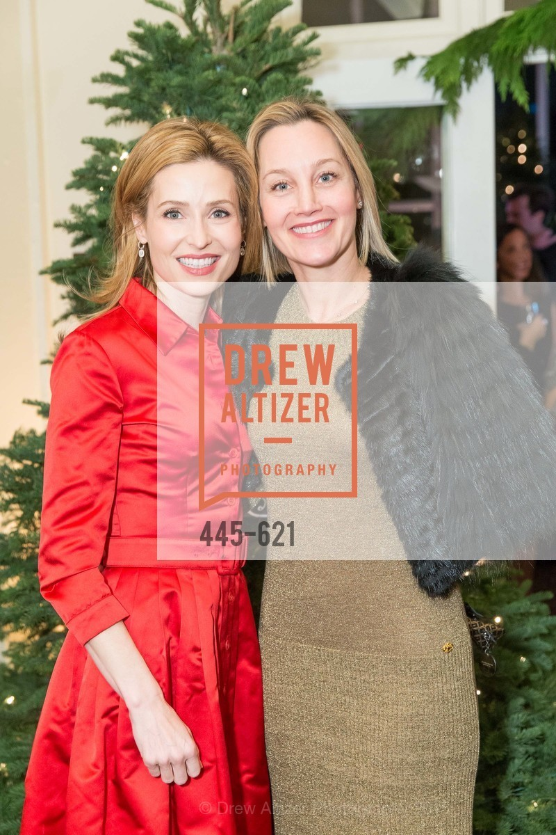 Kate Harbin, Erin Glenn, Children of Shelters' Jingle and Mingle, Golden Gate Club. 135 Fisher Loop, December 3rd, 2015,Drew Altizer, Drew Altizer Photography, full-service agency, private events, San Francisco photographer, photographer california