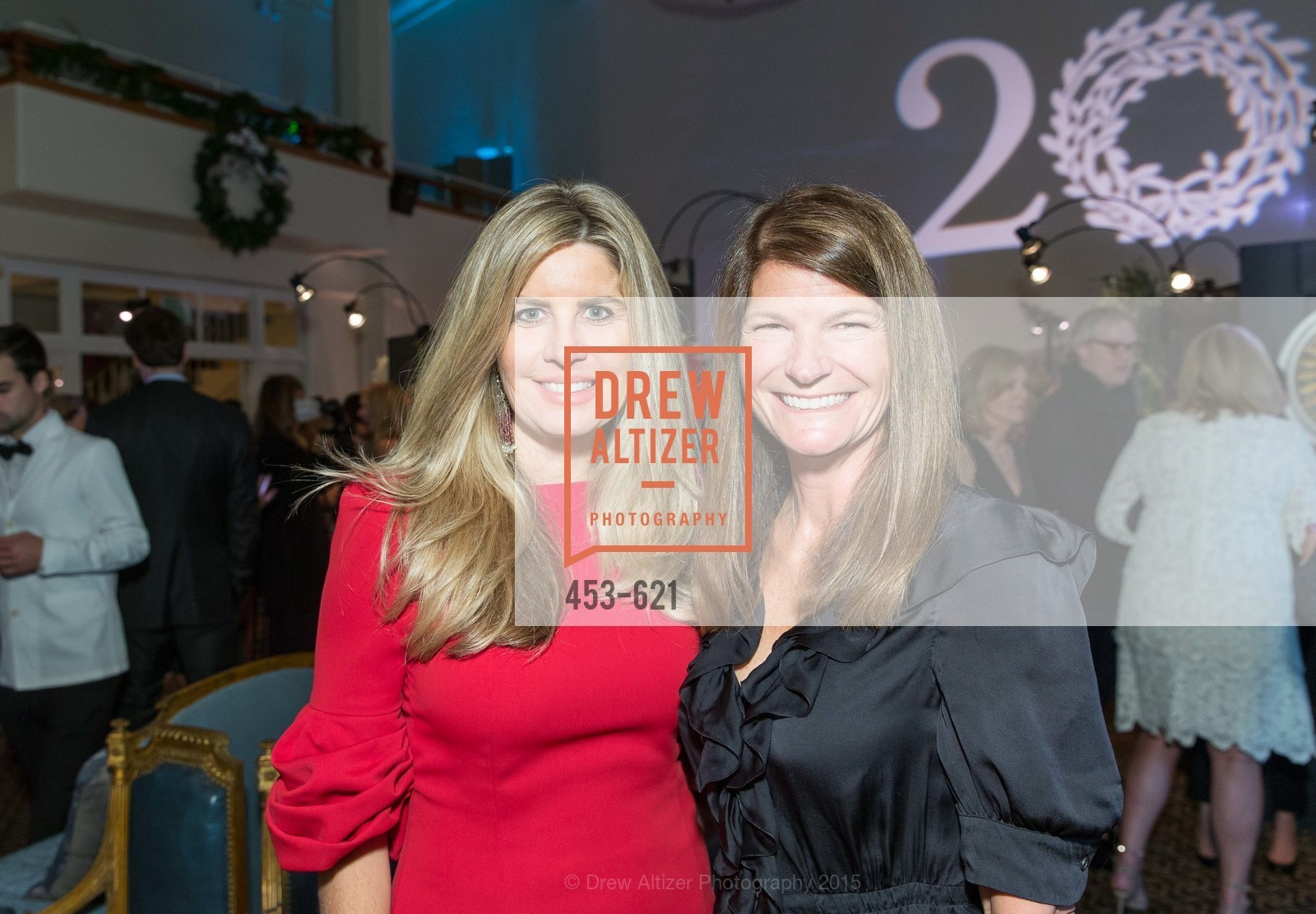 Suzanne Levit, Martha Ehmann Conte, Children of Shelters' Jingle and Mingle, Golden Gate Club. 135 Fisher Loop, December 3rd, 2015,Drew Altizer, Drew Altizer Photography, full-service agency, private events, San Francisco photographer, photographer california