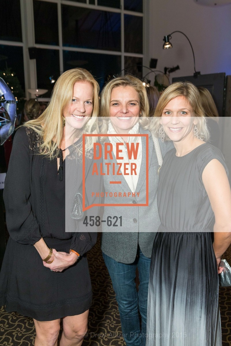 Christine Stovell, Leigh Matthes, Leith Barry, Children of Shelters' Jingle and Mingle, Golden Gate Club. 135 Fisher Loop, December 3rd, 2015,Drew Altizer, Drew Altizer Photography, full-service agency, private events, San Francisco photographer, photographer california