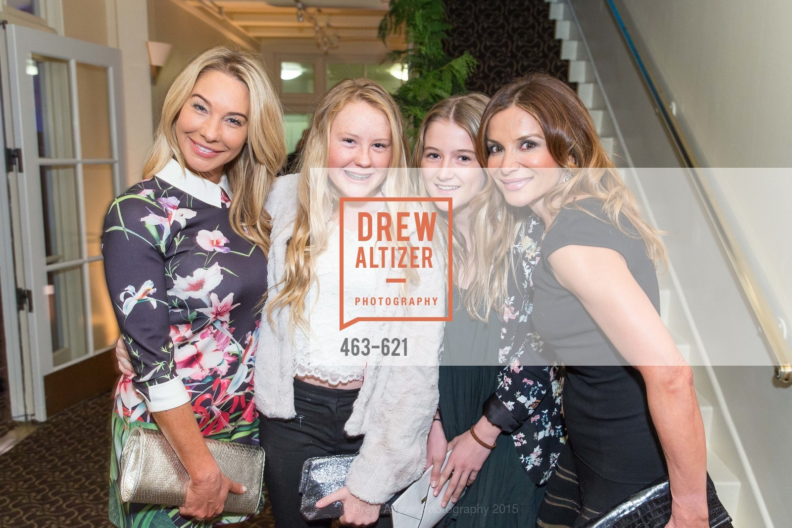 Tiffany Cummins, Brynn Cummins, Kate Norton, Claudia Ross, Children of Shelters' Jingle and Mingle, Golden Gate Club. 135 Fisher Loop, December 3rd, 2015,Drew Altizer, Drew Altizer Photography, full-service agency, private events, San Francisco photographer, photographer california