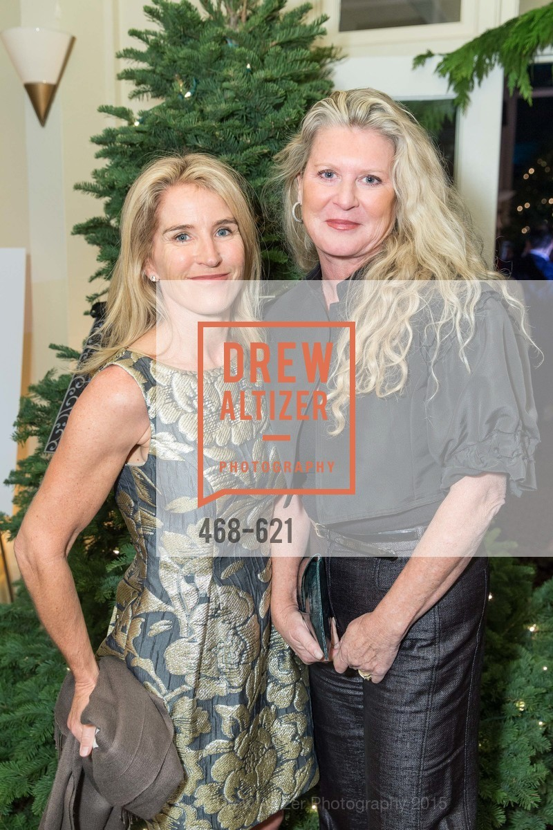 Summer Tompkins Walker, Shirley Robinson, Children of Shelters' Jingle and Mingle, Golden Gate Club. 135 Fisher Loop, December 3rd, 2015,Drew Altizer, Drew Altizer Photography, full-service agency, private events, San Francisco photographer, photographer california