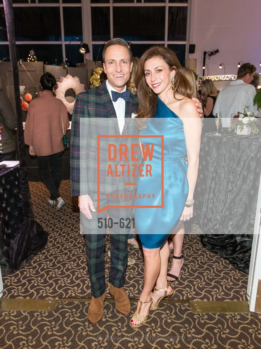 Ken Fulk, Maryam Muduroglu, Children of Shelters' Jingle and Mingle, Golden Gate Club. 135 Fisher Loop, December 3rd, 2015,Drew Altizer, Drew Altizer Photography, full-service agency, private events, San Francisco photographer, photographer california
