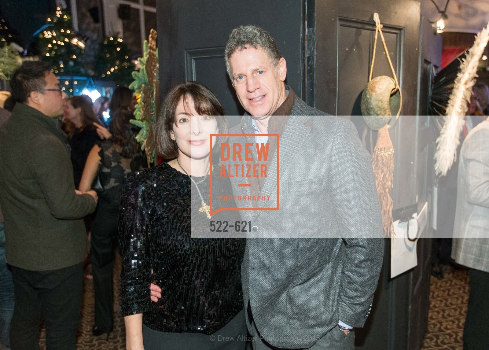 Valerie Shore, David Chernoff, Children of Shelters' Jingle and Mingle, Golden Gate Club. 135 Fisher Loop, December 3rd, 2015,Drew Altizer, Drew Altizer Photography, full-service agency, private events, San Francisco photographer, photographer california