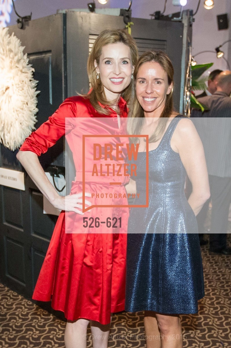 Kate Harbin, Stephanie Plexico, Children of Shelters' Jingle and Mingle, Golden Gate Club. 135 Fisher Loop, December 3rd, 2015,Drew Altizer, Drew Altizer Photography, full-service agency, private events, San Francisco photographer, photographer california