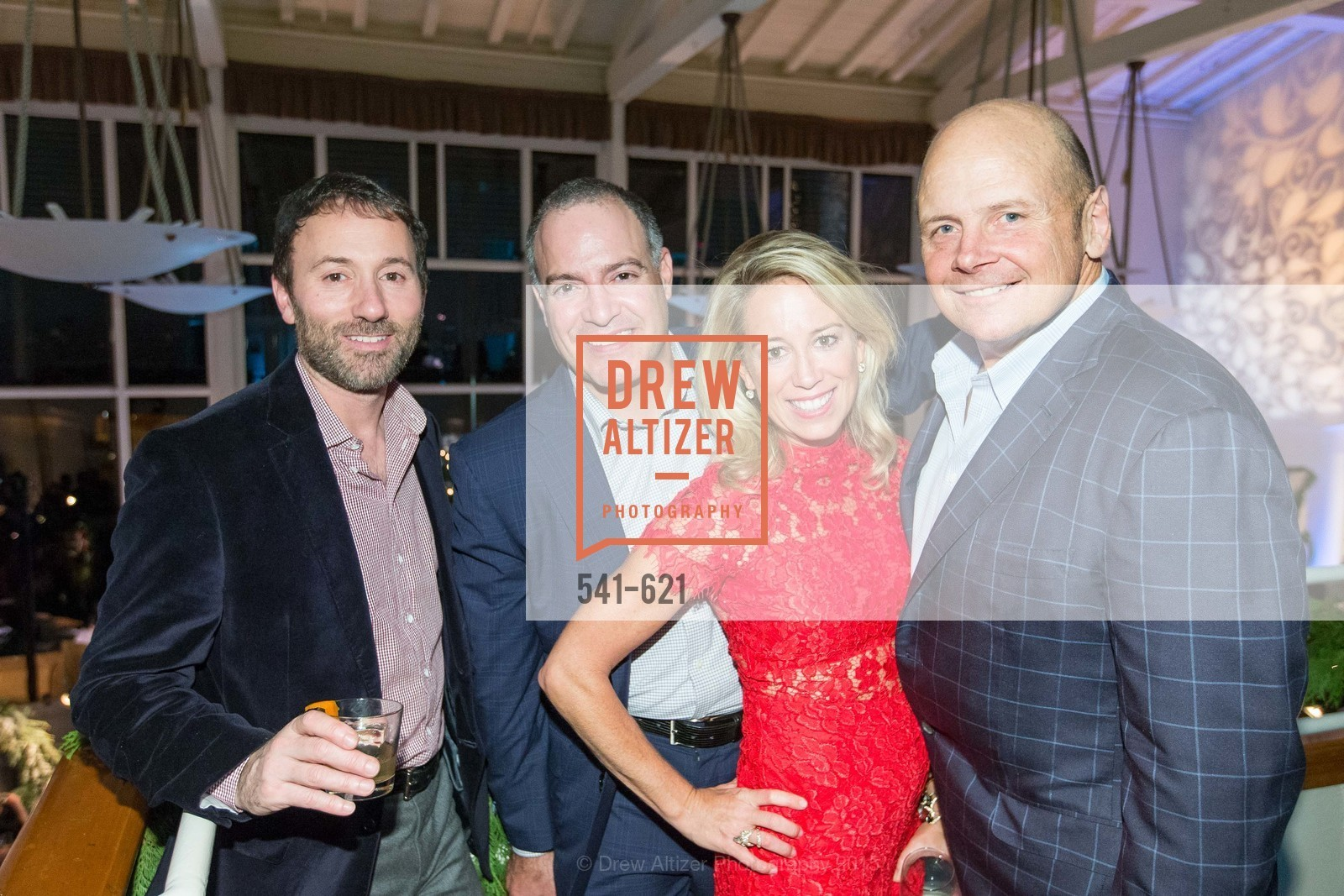 Grant Bergamo, Elizabeth James, Don James, Children of Shelters' Jingle and Mingle, Golden Gate Club. 135 Fisher Loop, December 3rd, 2015,Drew Altizer, Drew Altizer Photography, full-service agency, private events, San Francisco photographer, photographer california