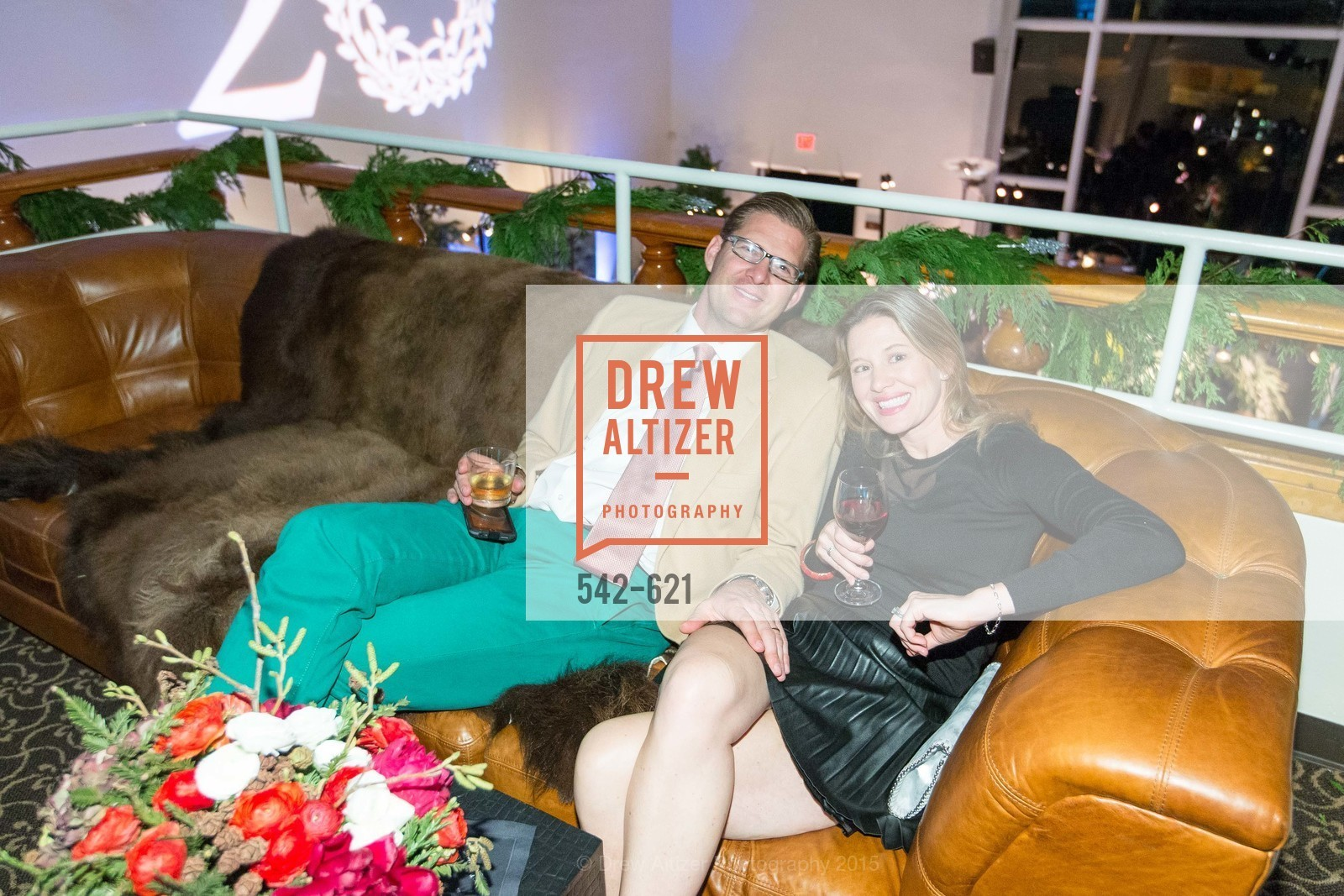 Brian Koch, Gretchen Koch, Children of Shelters' Jingle and Mingle, Golden Gate Club. 135 Fisher Loop, December 3rd, 2015,Drew Altizer, Drew Altizer Photography, full-service agency, private events, San Francisco photographer, photographer california