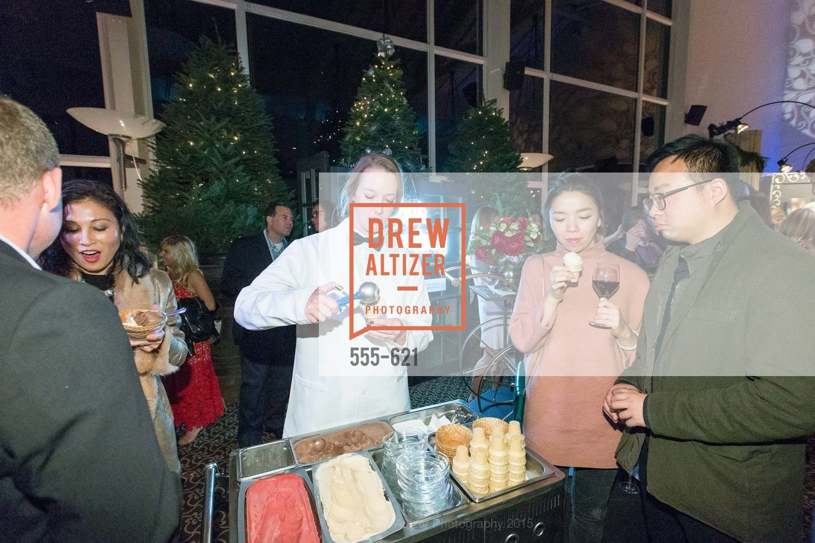 Atmosphere, Children of Shelters' Jingle and Mingle, Golden Gate Club. 135 Fisher Loop, December 3rd, 2015,Drew Altizer, Drew Altizer Photography, full-service event agency, private events, San Francisco photographer, photographer California