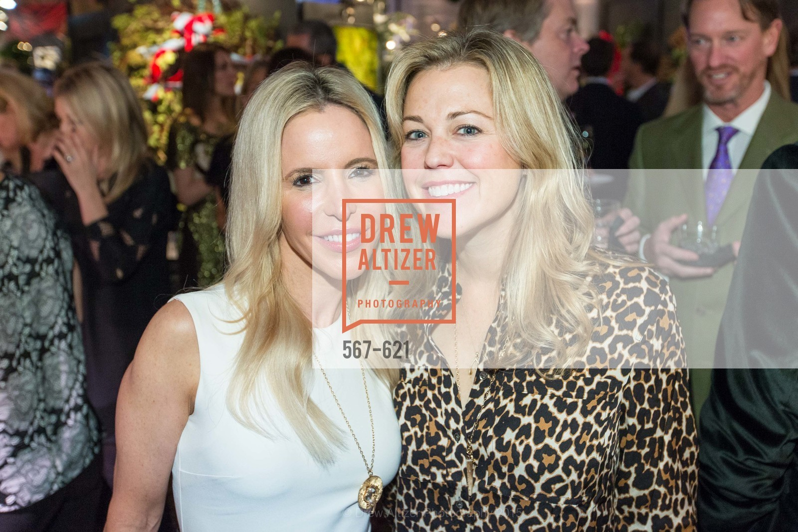 Lana Adair, Christina Dunning, Children of Shelters' Jingle and Mingle, Golden Gate Club. 135 Fisher Loop, December 3rd, 2015,Drew Altizer, Drew Altizer Photography, full-service agency, private events, San Francisco photographer, photographer california