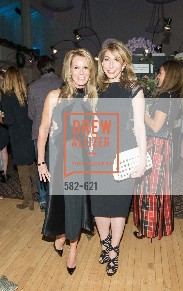 Stephanie Tuttle, Melissa Boxer-Zill, Children of Shelters' Jingle and Mingle, Golden Gate Club. 135 Fisher Loop, December 3rd, 2015,Drew Altizer, Drew Altizer Photography, full-service agency, private events, San Francisco photographer, photographer california
