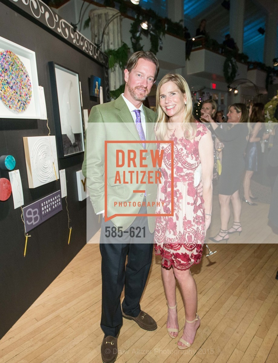 Drew Curby, Amy Curby, Children of Shelters' Jingle and Mingle, Golden Gate Club. 135 Fisher Loop, December 3rd, 2015,Drew Altizer, Drew Altizer Photography, full-service agency, private events, San Francisco photographer, photographer california