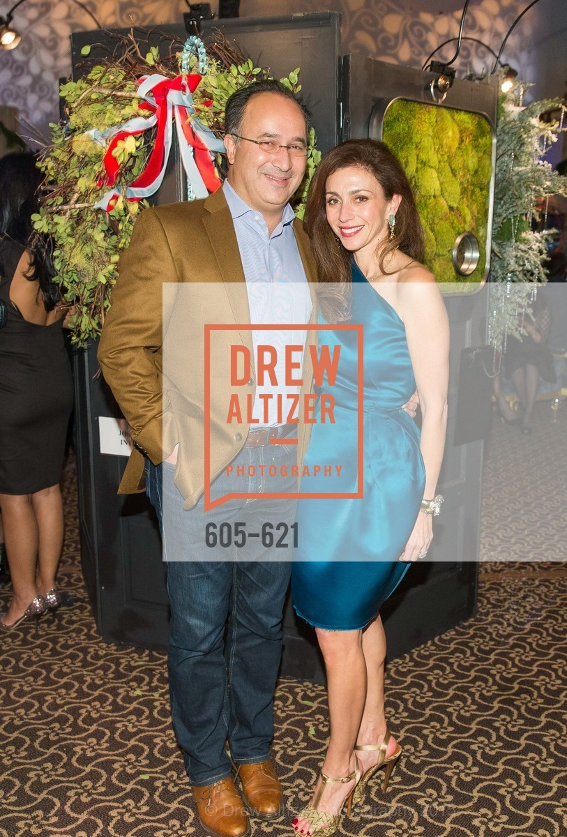 Oran Muduroglu, Maryam Muduroglu, Children of Shelters' Jingle and Mingle, Golden Gate Club. 135 Fisher Loop, December 3rd, 2015,Drew Altizer, Drew Altizer Photography, full-service agency, private events, San Francisco photographer, photographer california
