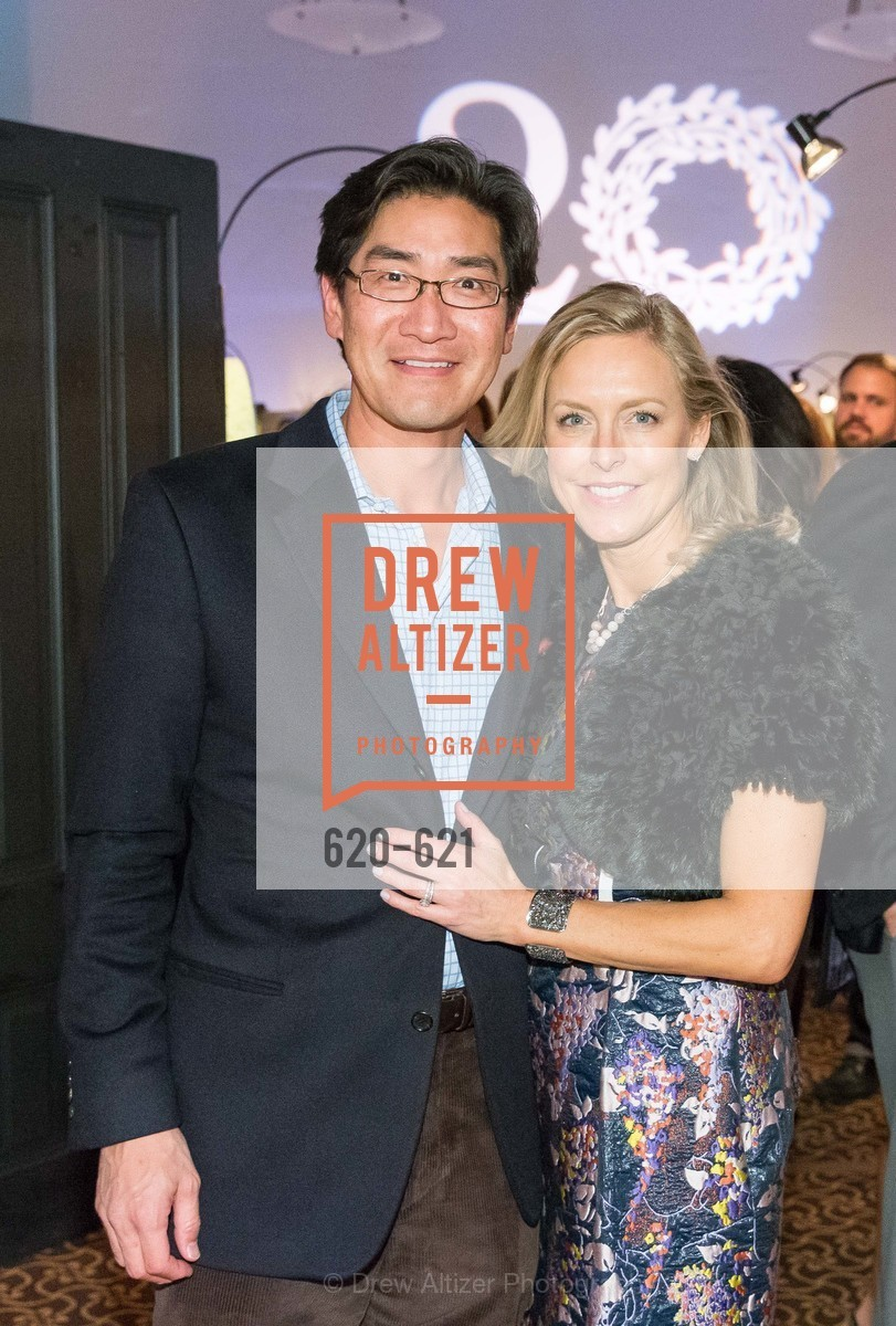 David Chung, Kate Sheridan Chung, Children of Shelters' Jingle and Mingle, Golden Gate Club. 135 Fisher Loop, December 3rd, 2015,Drew Altizer, Drew Altizer Photography, full-service agency, private events, San Francisco photographer, photographer california