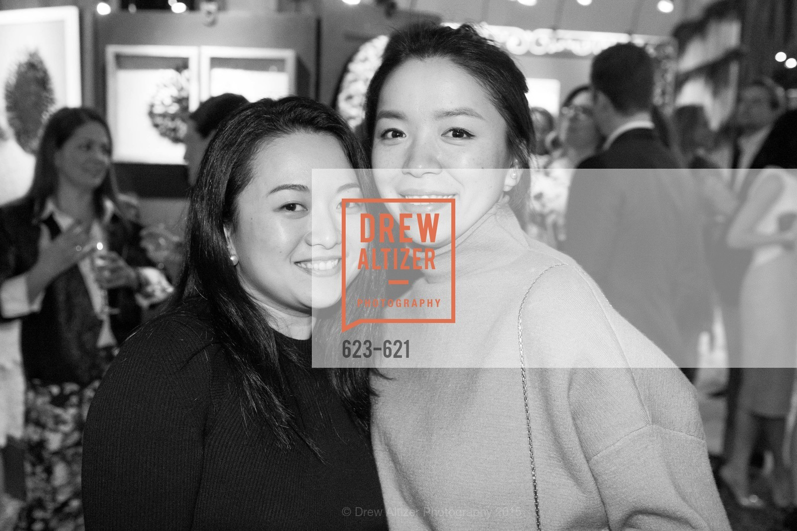 Jade Sun, Jing Sun, Children of Shelters' Jingle and Mingle, Golden Gate Club. 135 Fisher Loop, December 3rd, 2015,Drew Altizer, Drew Altizer Photography, full-service agency, private events, San Francisco photographer, photographer california