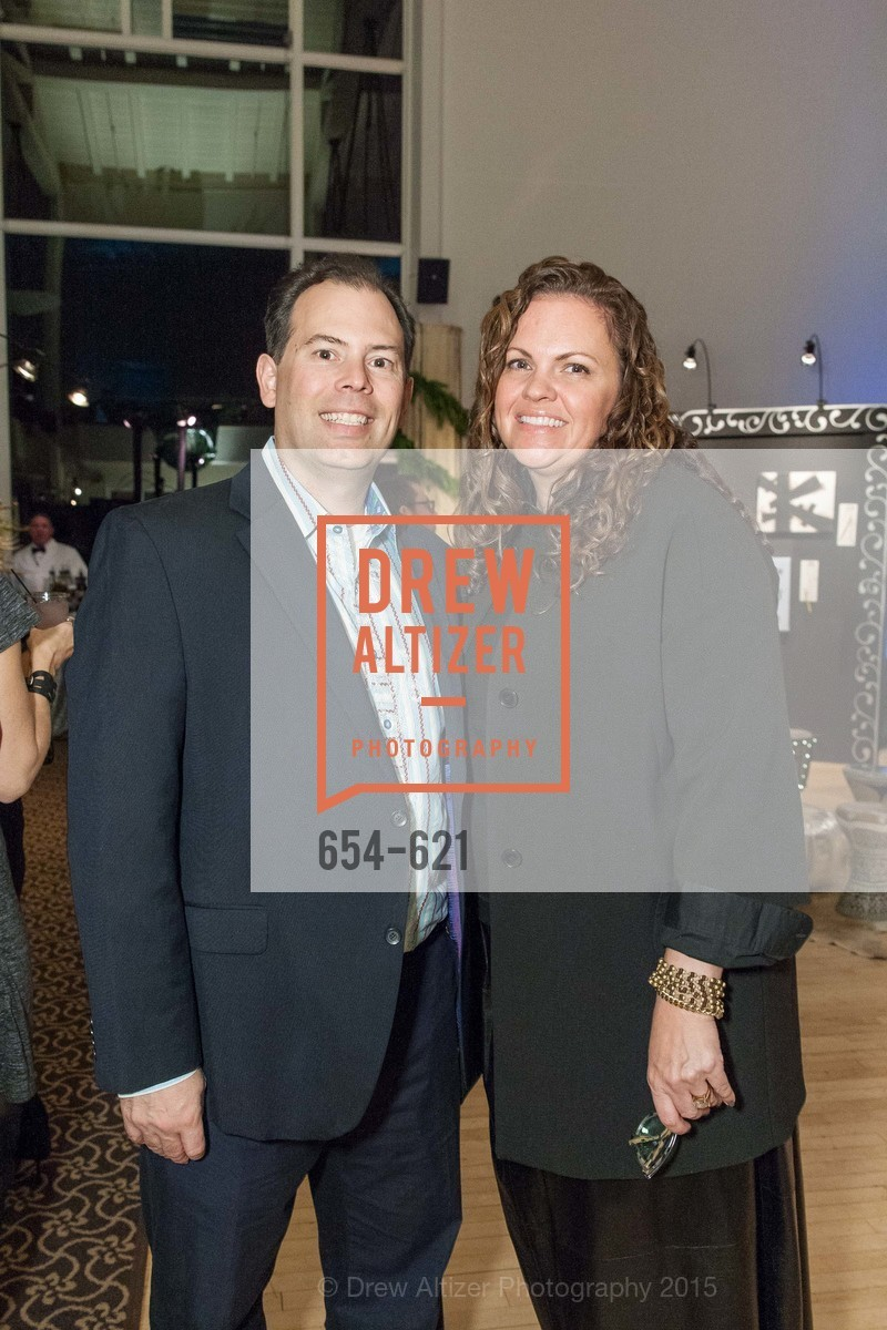 Jeff Moray, Susan Chambers, Children of Shelters' Jingle and Mingle, Golden Gate Club. 135 Fisher Loop, December 3rd, 2015,Drew Altizer, Drew Altizer Photography, full-service agency, private events, San Francisco photographer, photographer california