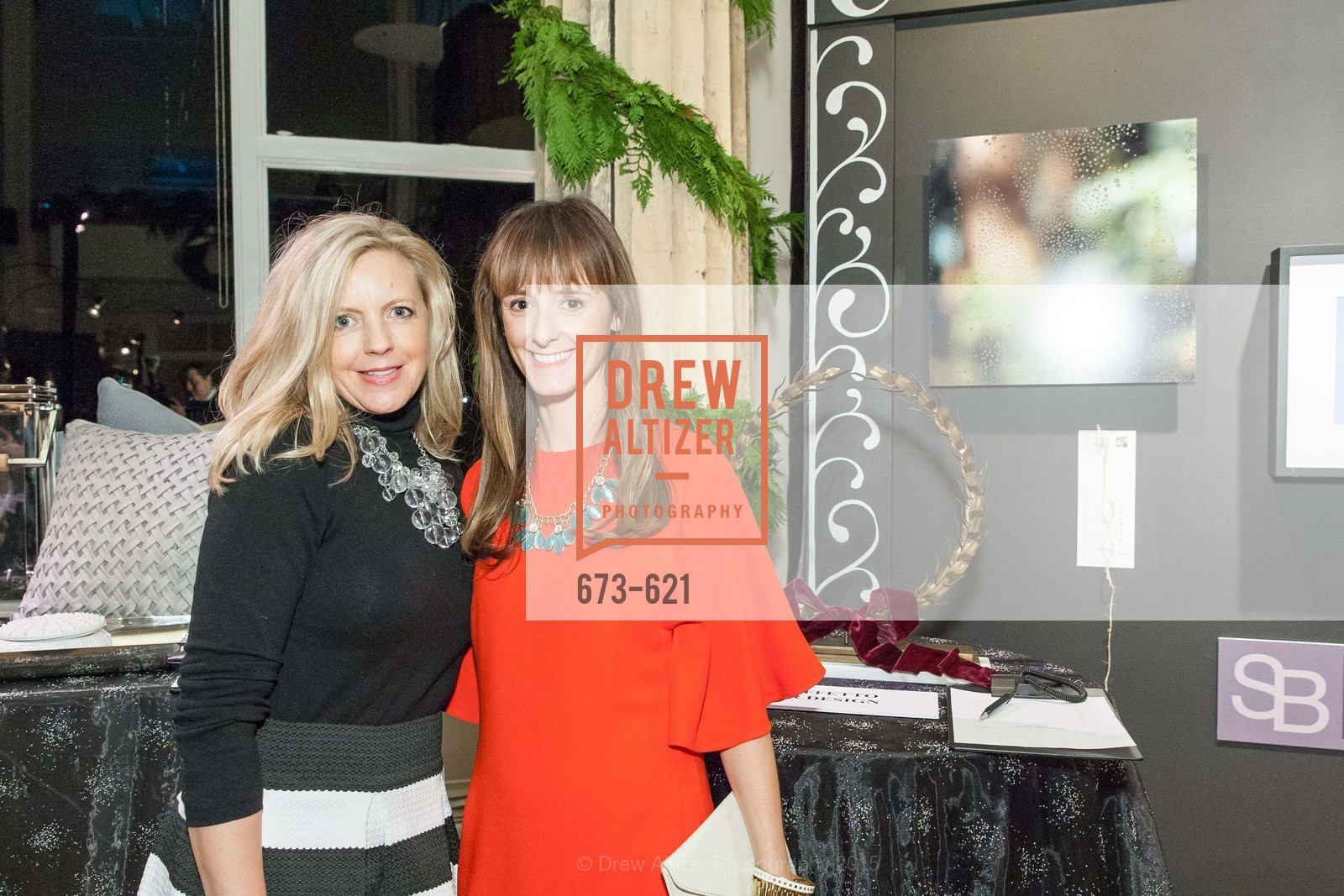 Laurie Bauch, Katie Raffetto, Children of Shelters' Jingle and Mingle, Golden Gate Club. 135 Fisher Loop, December 3rd, 2015,Drew Altizer, Drew Altizer Photography, full-service agency, private events, San Francisco photographer, photographer california