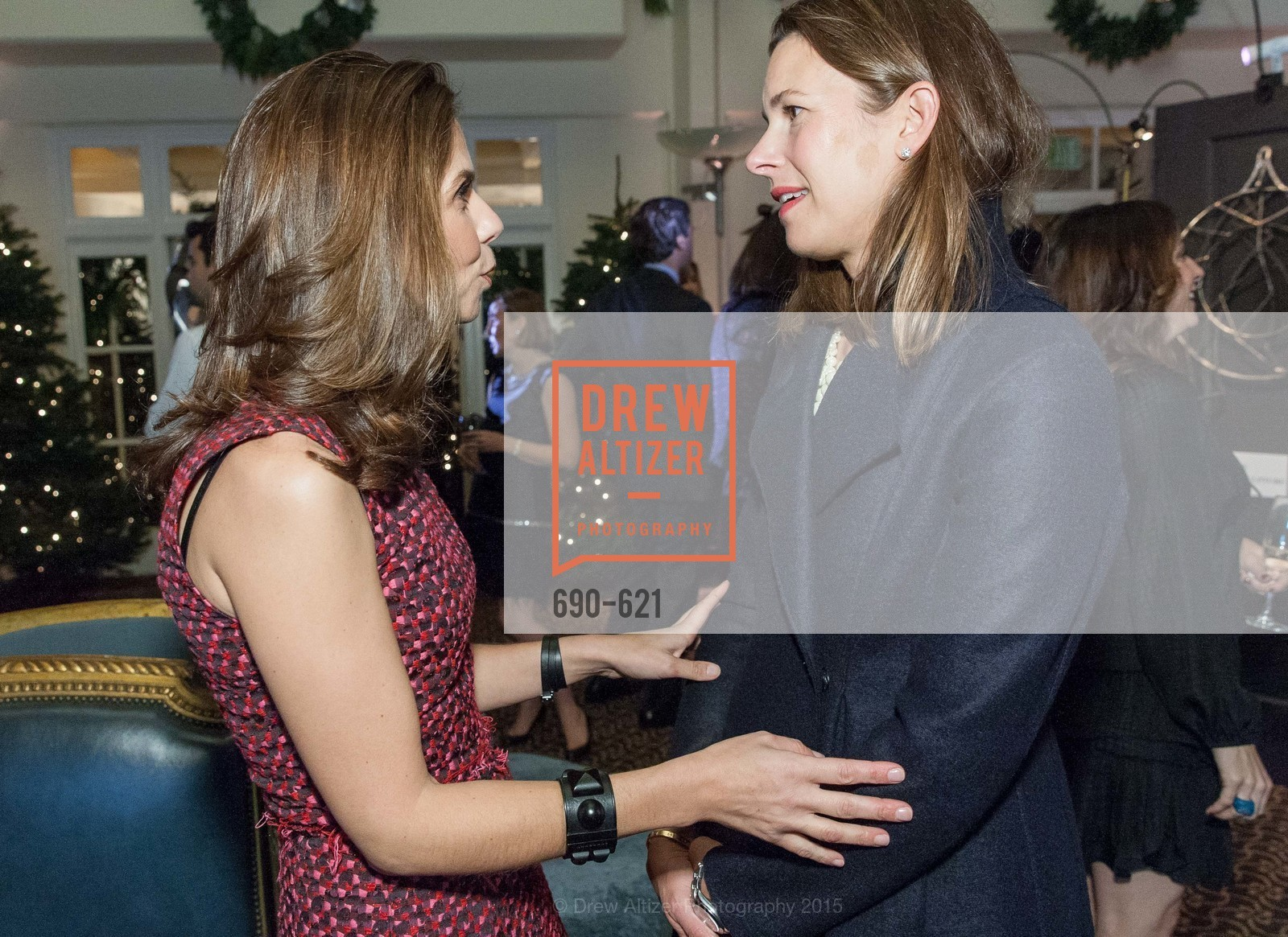 Andrea Zola, Erin Lowenberg, Children of Shelters' Jingle and Mingle, Golden Gate Club. 135 Fisher Loop, December 3rd, 2015,Drew Altizer, Drew Altizer Photography, full-service agency, private events, San Francisco photographer, photographer california
