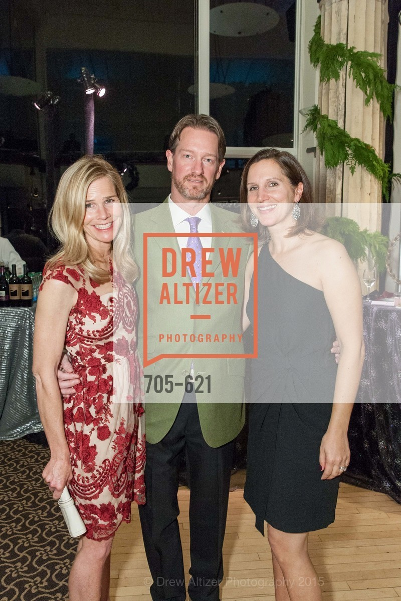 Amy Curby, Drew Curby, Jessica Kaludis, Children of Shelters' Jingle and Mingle, Golden Gate Club. 135 Fisher Loop, December 3rd, 2015,Drew Altizer, Drew Altizer Photography, full-service agency, private events, San Francisco photographer, photographer california