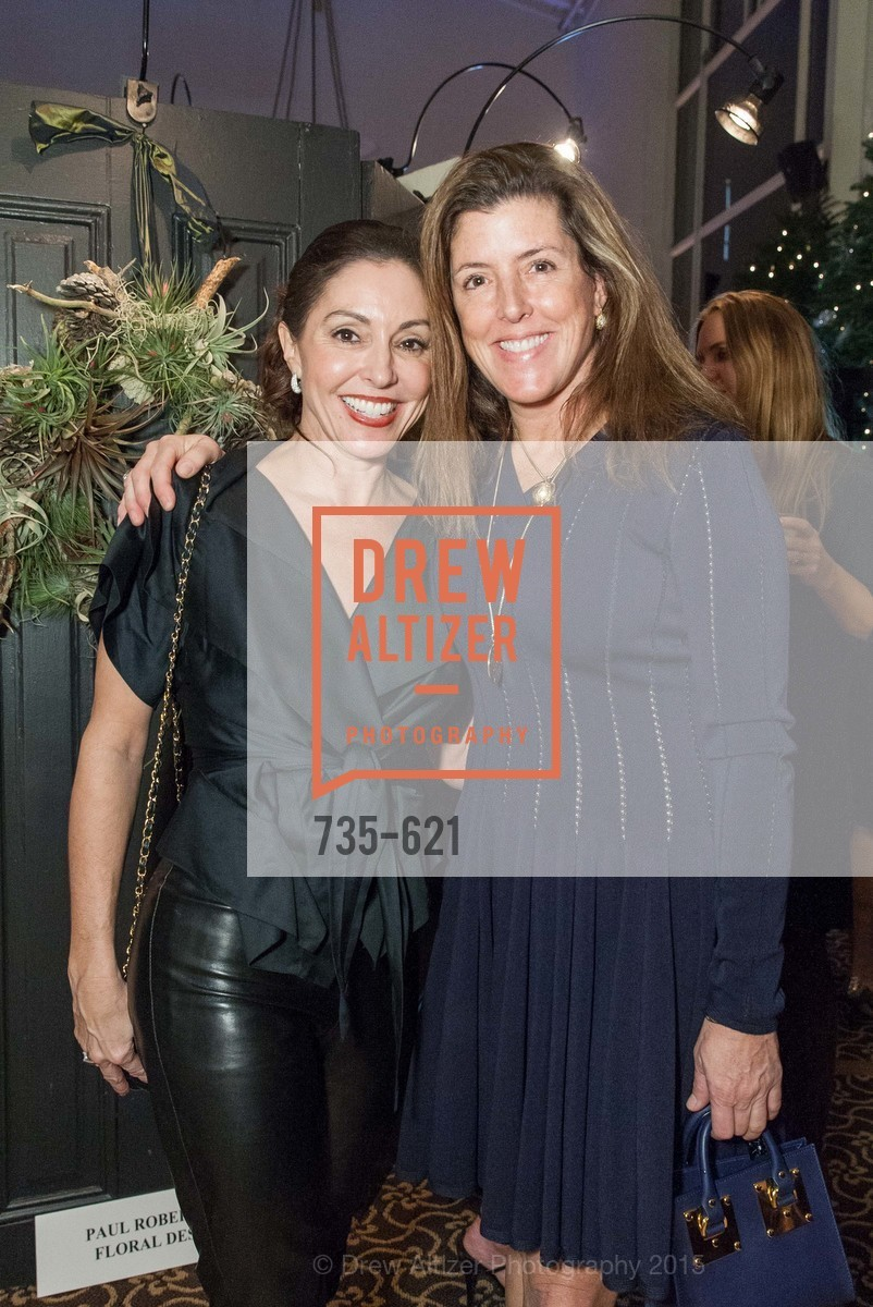 Marybeth Lamotte, Liz Larned, Children of Shelters' Jingle and Mingle, Golden Gate Club. 135 Fisher Loop, December 3rd, 2015,Drew Altizer, Drew Altizer Photography, full-service agency, private events, San Francisco photographer, photographer california