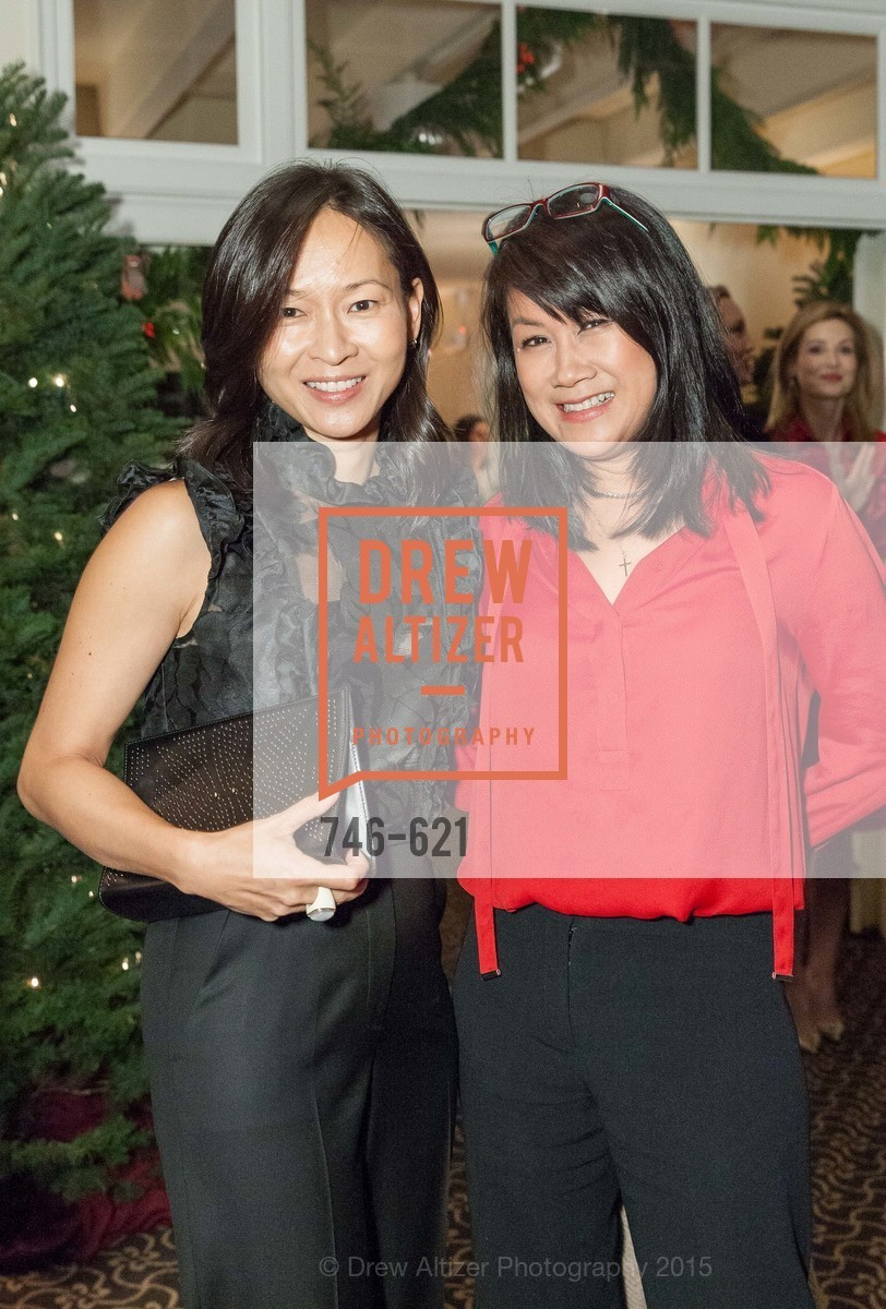 Lily Beischer, Claire Ngo, Children of Shelters' Jingle and Mingle, Golden Gate Club. 135 Fisher Loop, December 3rd, 2015,Drew Altizer, Drew Altizer Photography, full-service agency, private events, San Francisco photographer, photographer california