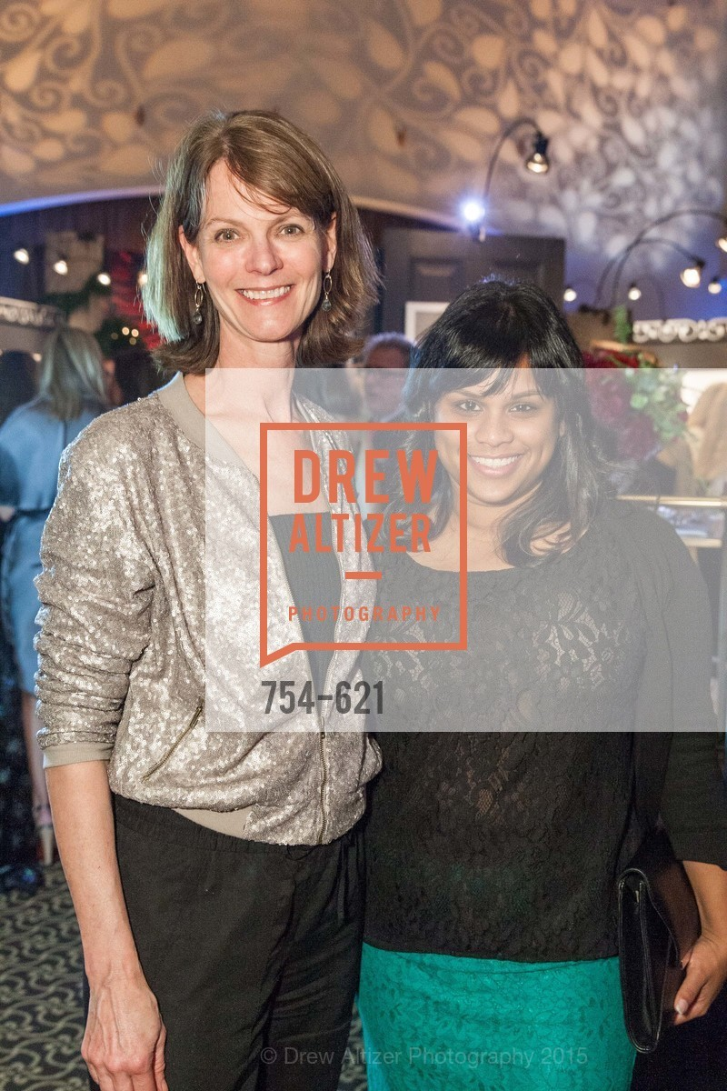 Joan Foley, Niluka de Pinto, Children of Shelters' Jingle and Mingle, Golden Gate Club. 135 Fisher Loop, December 3rd, 2015,Drew Altizer, Drew Altizer Photography, full-service agency, private events, San Francisco photographer, photographer california
