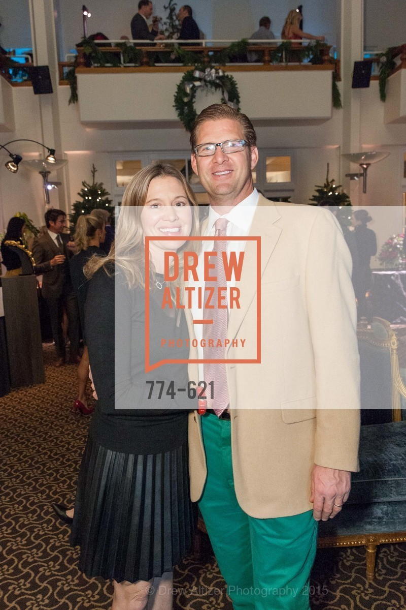 Gretchen Koch, Brian Koch, Children of Shelters' Jingle and Mingle, Golden Gate Club. 135 Fisher Loop, December 3rd, 2015,Drew Altizer, Drew Altizer Photography, full-service agency, private events, San Francisco photographer, photographer california