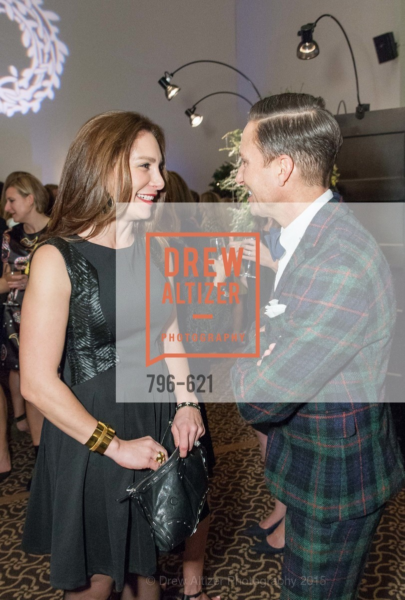 Stefanie Roumeliotes, Ken Fulk, Children of Shelters' Jingle and Mingle, Golden Gate Club. 135 Fisher Loop, December 3rd, 2015,Drew Altizer, Drew Altizer Photography, full-service agency, private events, San Francisco photographer, photographer california